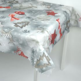 Świąteczny obrus drukowany SW04