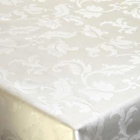 Obrusy z bawełną lub lnem