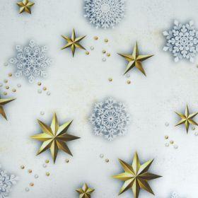 Tkaniny obrusowe świąteczne