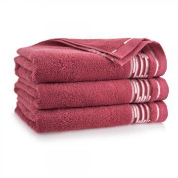 Ręcznik Grafik Karnelia  70 x 140 cm